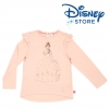เสื้อแขนยาวสำหรับเด็ก Disney Blush Top for Kids - Belle Beauty & the Beast
