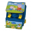 กระเป๋าเป้สะพายหลังสำหรับเด็ก Peppa Pig Extensible Backpack for Kids (Blue)