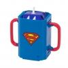กล่องป้องกันการบีบกล่องเครื่องดื่ม Combi / Skater Baby Drink Holder (Superman)