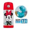 กระติกน้ำสเตนเลสรักษาอุณหภูมิ Thermos FUNtainer Vacuum Insulated Stainless Steel Bottle 12OZ (Minnie Mouse)
