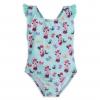 ชุดว่ายน้ำสำหรับเด็ก Disney Swimsuit for Girls (Minnie Mouse and Figaro)