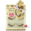 Disney Japan Romantic Minnie Mouse No.4 (Dolly Eye) - Brown ขนตาปลอดสวยฟู ต่อแบบธรรมชาติสลับความยาว เน้นปลายให้ตาหวาน ติดแล้วเพิ่มความแบ๊วให้กับตาได้ 200% เลยค่ะ