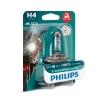 H4 Philips X-treme Vision MOTO +100% ส่งฟรี