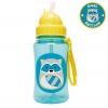 กระติกน้ำชนิดหลอดดูดพร้อมฝาปิด Skip Hop รุ่น Zoo Straw Bottle (Raccoon)