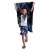 เสื้อและกางเกงว่ายน้ำสำหรับเด็ก Disney Rash Guard and Swim Shorts for Boys (Black Panther)