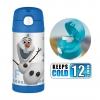 กระติกน้ำสเตนเลสรักษาอุณหภูมิ Thermos FUNtainer Vacuum Insulated Stainless Steel Bottle 12OZ (Frozen Olaf)