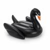 พูลโฟลทหงส์สุดหรู Giant Swan (Black)