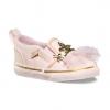 รองเท้าผ้าใบสำหรับเด็ก VANS Toddler Asher V Canvas Princess