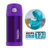 กระติกน้ำสเตนเลสรักษาอุณหภูมิ Thermos FUNtainer Vacuum Insulated Stainless Steel Bottle 12OZ (Violet)