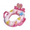 อุปกรณ์รองนั่งชักโครกสำหรับเจ้าหญิงตัวน้อย Disney Deluxe Soft Sound Potty Seat with Back (Disney Princess#1)