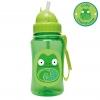 กระติกน้ำชนิดหลอดดูดพร้อมฝาปิด Skip Hop รุ่น Zoo Straw Bottle (Chaemeleon)