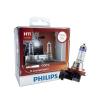 H11 Philips X-treme Vision +100% ส่งฟรี