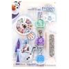 ชุดยาทาเล็บปลอดสารพิษพร้อมอุปกรณ์ตกแต่งเล็บ Townleygirl Beautiful Nail Set (Olaf's Frozen Adventure)