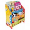 ชั้นเก็บหนังสือและของเล่นสำหรับเด็ก Delta Children Book & Toy Organizer (Sesame Street)