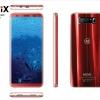 มือถือ NOVA PHONE 8 สีแดง