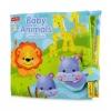 หนังสือผ้าเสริมพัฒนาการจาก Fisher-Price รุ่น Precious Planet Baby Animals Counting Book