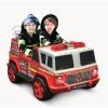 รถดับเพลิงแบตเตอรี่ Kid Motorz Fire Engine 2-Seater 12-Volt Ride-On