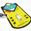 ตัวแปลง Earldom Switch Micro to Type C Adapter สีเงิน