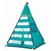 กระโจมอินเดียนแดงแสนคลาสสิค Discovery Kids Adventure Play TeePee Tent (Turquoise)