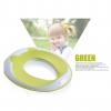 อุปกรณ์รองนั่งชักโครกสำหรับเด็ก Baby Deluxe Potty Trainer (Green)