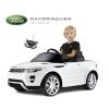 รถแบตเตอรี่พร้อมรีโมทบังคับวิทยุภายใต้ลิขสิทธิ์แท้ของรถยนต์ Land Rover รุ่น Evoque 12V Battery-Powered Ride-On SUV