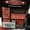 ยางใน MAXXIS Size 700*18/25c 60mm