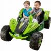 รถแบตเตอรี่ ATV คันยักษ์แบบ 2 ที่นั่ง Fisher-Price Power Wheels Dune Racer Extreme 12-Volt Battery-Powered Ride-On