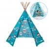 บ้านจำลองทรงเต๊นท์อินเดียนแดงสำหรับเด็ก LOOKA Tent (Around The World)