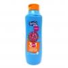 แชมพูผสมครีมนวดผมและสบู่เหลวสำหรับเด็ก Suave Kids 3-in-1 Shampoo, Conditioner & Body Wash (Raspberry)
