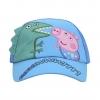 หมวกแก็ปสำหรับเด็ก George Pig & Mr. Dinosaur Raaawwwrrr! Cap