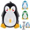 กระโถนฝึกขับถ่ายสำหรับเด็กชาย - Penguin Training Potty for Boys หลากหลายสีสัน