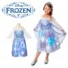ชุดคอสตูมเจ้าหญิงเอลซ่าสุดฮิต Disney Disney Frozen Nothern Lights Elsa Music and Light-Up Dress