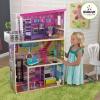 บ้านตุ๊กตาทรงโมเดิร์น KidKraft Super Model Wooden Dollhouse