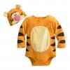 ชุดคอสตูมบอดี้สูทเบบี๋สุดน่ารัก Disney Baby Costume Body Suit (Tigger)