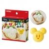 แม่พิมพ์แซนวิชปลอดสารพิษ Skater Sandwich Mold (Mickey Mouse)