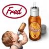 ขวดนมทรงขวดเบียร์สุดฮา Fred CHILL, BABY Lil' Lager Baby Bottle
