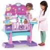 ชุดเปลโยกและอุปกรณ์เนอร์สเซอรี่ดูแลเบบี๋จำลอง Just Play Disney Junior Doc McStuffins Baby All-In-One Nursery