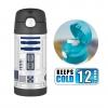 กระติกน้ำสเตนเลสรักษาอุณหภูมิ Thermos FUNtainer Vacuum Insulated Stainless Steel Bottle 12OZ (R2D2)