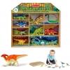 ชุดโมเดลไดโนเสาร์จำลอง Melissa & Doug Dinosaur Party Play Set