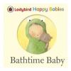 หนังสือปกแข็งแสนน่ารัก Bathtime Baby