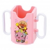 กล่องป้องกันการบีบกล่องเครื่องดื่ม Combi / Skater Baby Drink Holder (Anpanman / Pink)