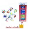 ชุดหนังสือเสริมทักษะสำหรับลูกน้อย Book Tower 10 Chunky Books - First Words