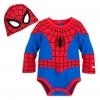 ชุดคอสตูมบอดี้สูทเบบี๋สุดน่ารัก Disney Baby Costume Body Suit (Spider-Man)