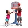 ชุดอุปกรณ์กีฬาบาสเก็ตบอลครบเซ็ท Step2 Shootin' Hoops Junior Basketball Set