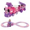 รถไฟแบตเตอรี่พร้อมรางแสนสนุก Kiddieland Motorized Choo Choo Train with Tracks (Minnie Mouse)