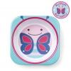 ชามอาหารสำหรับเด็ก Skip Hop รุ่น Zoo Bowls (Butterfly)