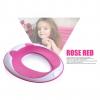 อุปกรณ์รองนั่งชักโครกสำหรับเด็ก Baby Deluxe Potty Trainer (Pink)