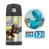 กระติกน้ำสเตนเลสรักษาอุณหภูมิ Thermos FUNtainer Vacuum Insulated Stainless Steel Bottle 12OZ (Guardian of the Galaxy)