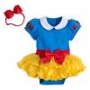 ชุดคอสตูมบอดี้สูทเบบี๋สุดน่ารัก Disney Baby Costume Body Suit (Snow White)