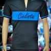Cycologistz ผ้า Jersey : Ciclista Blue Color
